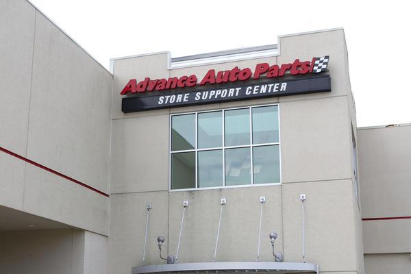 Advance Auto Parts headquarters in Roanoke, Va.