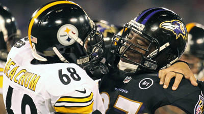 Schmuck Stops Here: Records aside, Ravens-Steelers is still a v…
