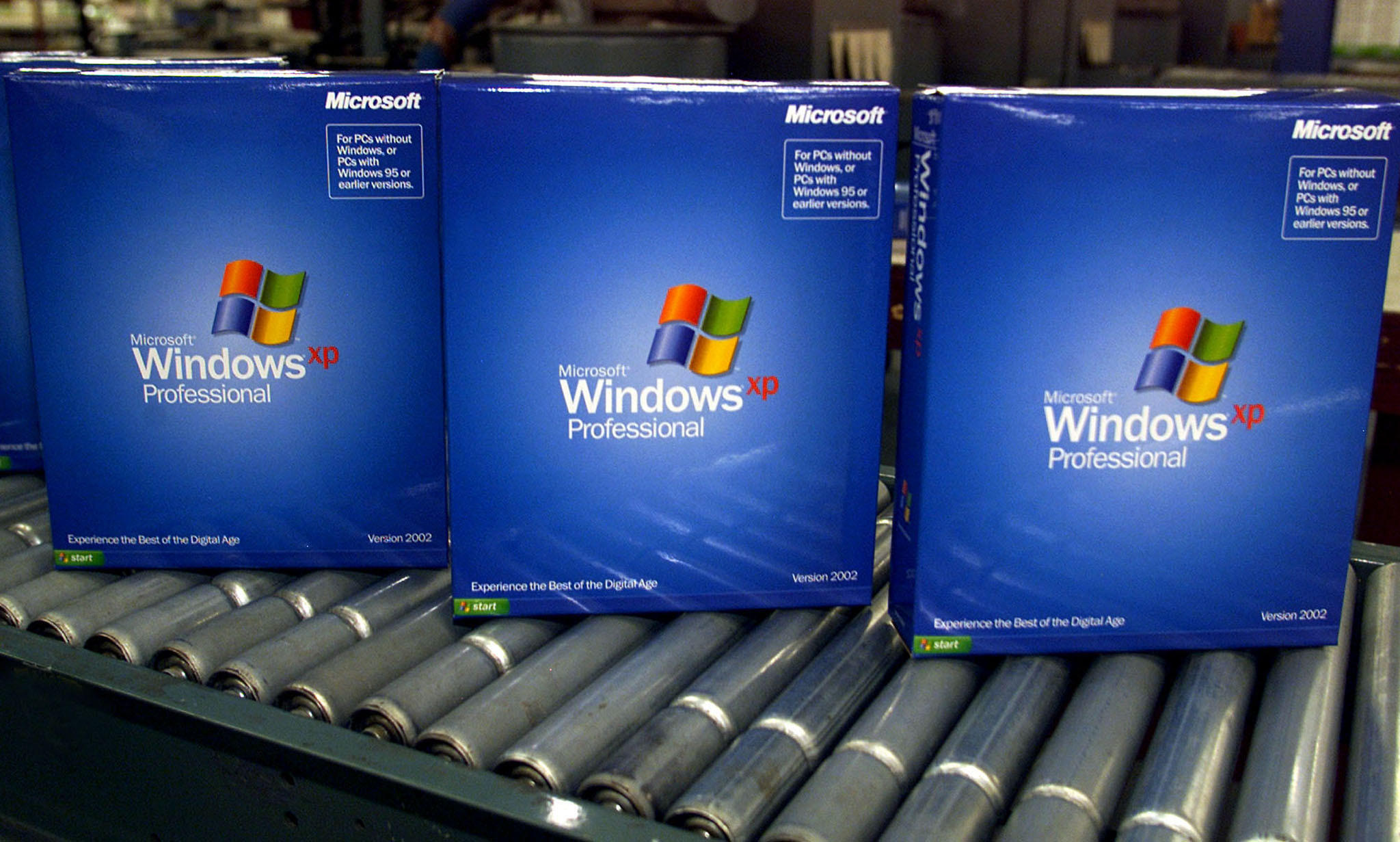 Microsoft will retire Windows XP next April, but Google will continue to support its version of the Chrome browser until at least April 2015.