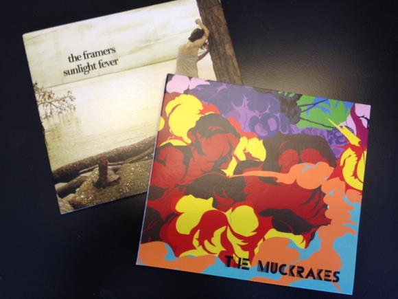 Two Americana-flavored bands, two new albums.
