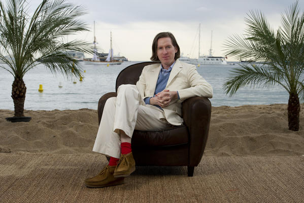 Wes Anderson last May at France's Cannes Film Festival.