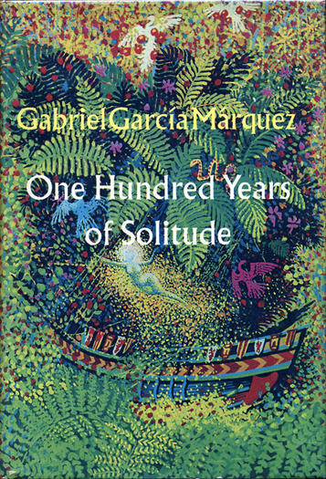 The first edition of 'One Hundred Years of Solitude'