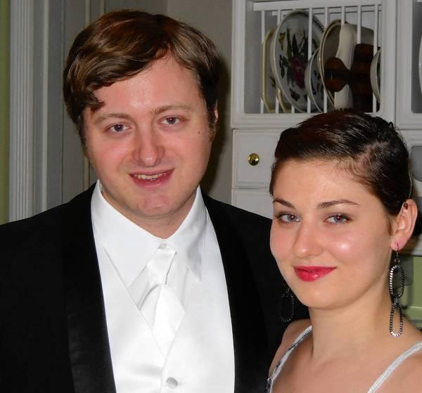 Alexander Dzwonchyk and Kerstin Schneider