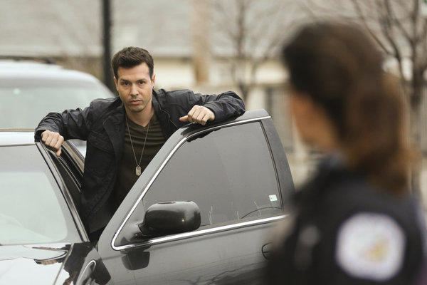 "Jon Seda, who plays Detective Antonio Dawson, is transferring from ""Chicago Fire"" to ""Chicago PD."""