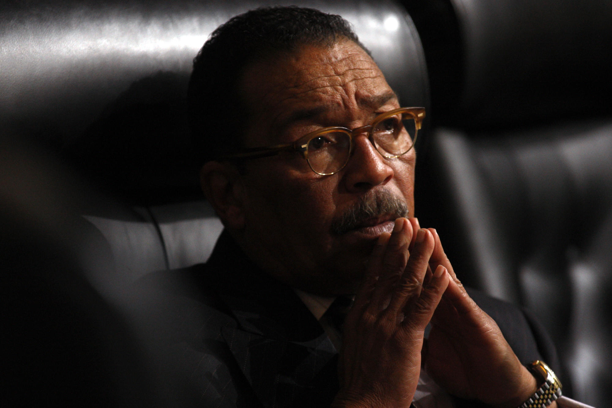 Los Angeles City Council President Herb Wesson.