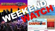 Weekend Watch: Nerdapalooza, Watersports Fest, The Drowsy Chaperone