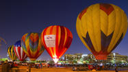 Las Vegas: Balloon Festival to benefit police search and rescue unit