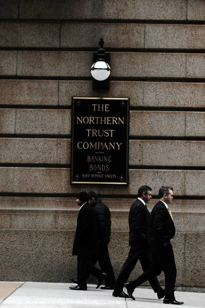 Northern Trust said it rolled out mobile offerings for its wealth-management clients for Apple and Android smartphones and tablets in the third quarter.