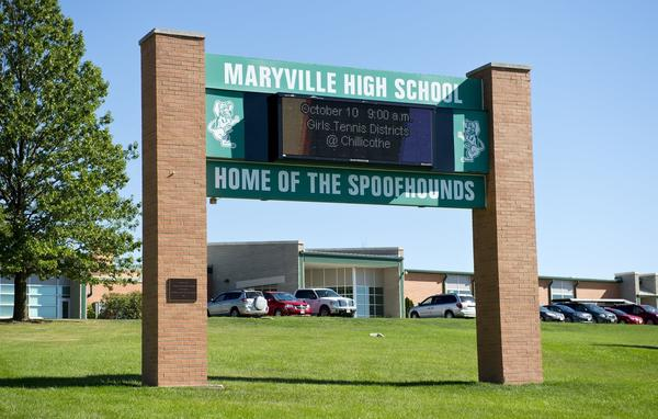 Daisy Coleman, the alleged victim in the rape case, was a cheerleader at Maryville High School in Maryville, Mo.