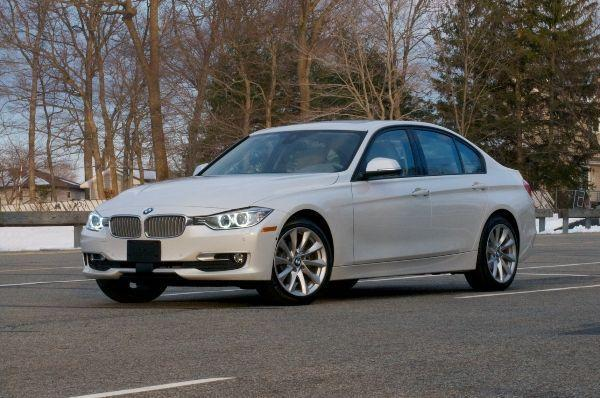 The BMW 328d is one of five cars nominated for Green Car of the Year.