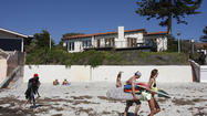 Romneys will allow unfettered public use of La Jolla beachfront
