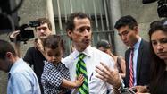 Exit government shutdown, enter Carlos Danger: Anthony Weiner returns
