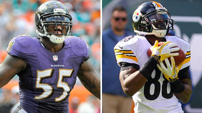 Baltimore Sun picks for Ravens-Steelers game