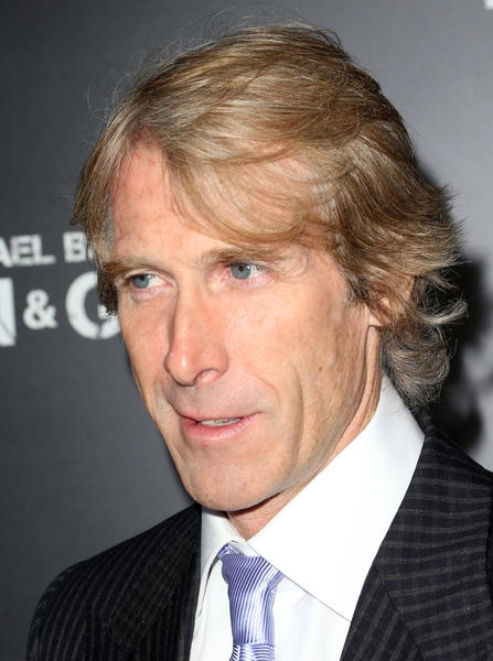 "Director/producer Michael Bay at the premiere of Paramount Pictures' ""Pain & Gain"" at the TCL Chinese Theatre on in Hollywood."