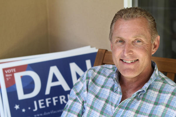 Dan Jeffries is a candidate for La Cañada school board.