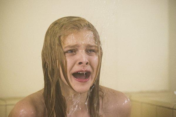 "Chloe Grace Moretz stars in a remake of ""Carrie."""