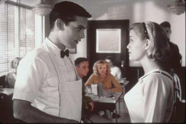 More Americans are moving out of middle class places like Pleasantville, the fictional town in the 1998 film of the same name starring Tobey Maguire and Reese Witherspoon.
