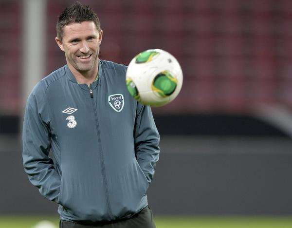 Robbie Keane helped Ireland defeat Kazakhstan in Dublin and the next day sparked the Galaxy to a victory over the Montreal Impact in Carson.