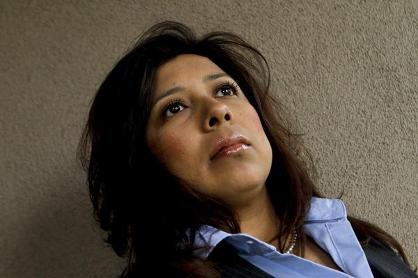 Montebello Mayor Christina Cortez in 2011.