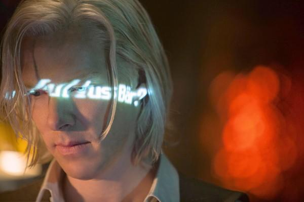 "Benedict Cumberbatch stars as WikiLeaks founder Julian Assange in ""The Fifth Estate."""