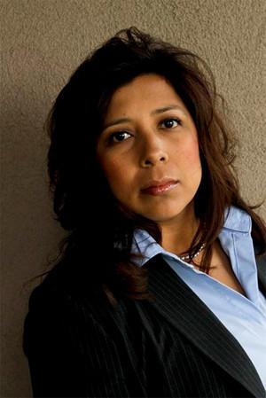 Montebello City Councilwoman Christina Cortez poses for a portrait in her Montebello home in 2011.