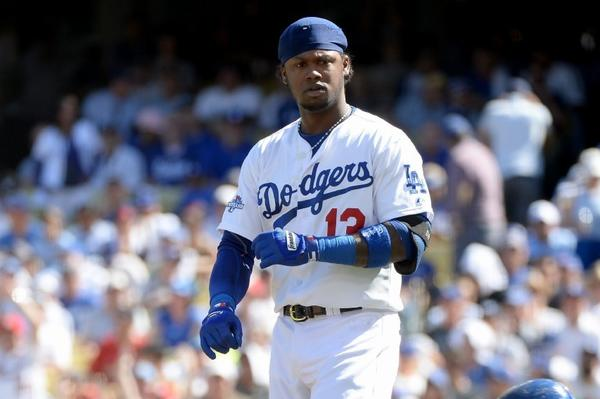 With a broken rib, Hanley Ramirez isn't able to play at his normal level.
