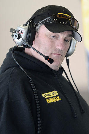 Todd Parrott was suspended for violating NASCAR's substance-abuse policy.