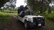 Mexico again missing deadline on vetting police officers