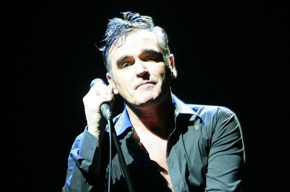 Morrissey performs