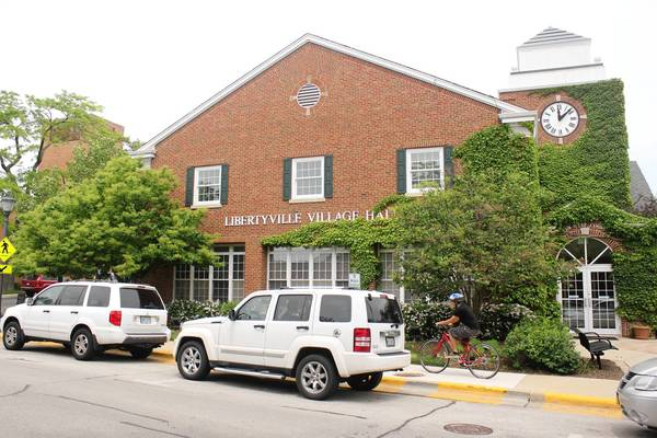 Libertyville officials hope to attract customers and new business to the downtown area.