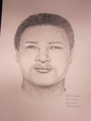 Huntington Beach police are looking for a suspect who allegedly sexually assaulted and robbed a local woman Oct. 3..