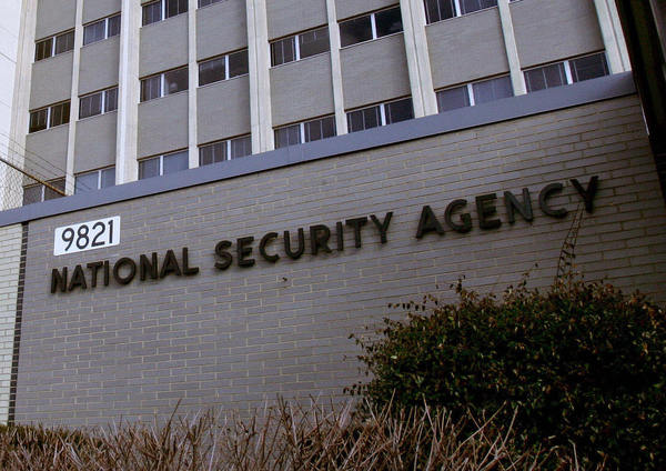 This January 2006 file photo shows the National Security Agency (NSA) in the Washington suburb of Fort Meade, Maryland.