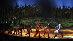 Review: Cirque du Soleil's 'Totem' a thrilling salute to human growth