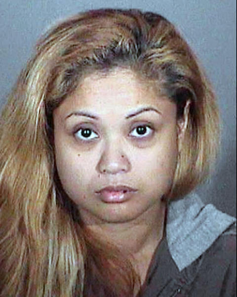 Cherrie Bognot was arrested on suspicion of allegedly stealing mail belonging to more than 100 victims from throughout Los Angeles County.