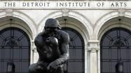 Should Rembrandt, Van Gogh help bail out a bankrupt Detroit?