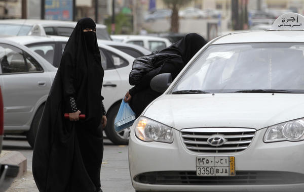 Saudi women are unable to vote, drive or travel without the permission of a male relative, among the kingdom's harsh restrictions on women that have drawn international rebuke as human rights abuses. Saudi Arabia was one of five U.N. member states elected Thursday to two-year terms on the influential Security Council, drawing criticism from rights advocates also concerned about the selection of Chad and Nigeria.