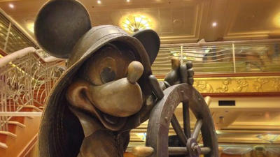 New-look Disney Magic set to debut in Miami