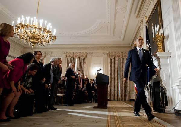 President Obama on the shutdown
