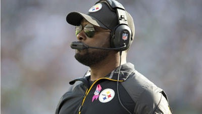 Like Ravens, Steelers have problems with run game, pass protect…