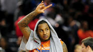 In NBA's long-awaited return to Baltimore, Carmelo Anthony is best in show