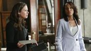 'Scandal' recap, 'Mrs. Smith Goes to Washington'