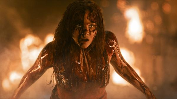"A remake of ""Carrie"" starring Chloe Moretz is expected to scare up some money at the box office."