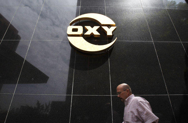 Occidental Petroleum plans to sell its minority stake in the Middle East and North Africa region in a bid to boost shareholder value.