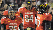 Terps finding ways to cope with injuries as they head to Wake Forest