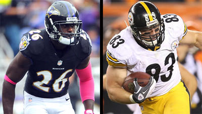 Preston's key matchups: Ravens-Steelers