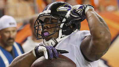 Ray Rice says he's back to full strength, ready to make an impa…