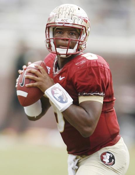 Quarterback Jameis Winston and the No. 5 Seminoles will take on No. 3 Clemson in Death Valley on Saturday.