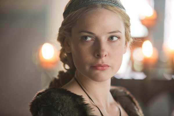 "Rebecca Ferguson stars in the series finale of ""The White Queen"" on Starz."