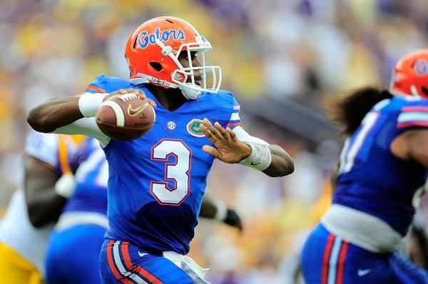 Gators quarterback Tyler Murphy will look for another shot at Mizzou after his team's loss at LSU.