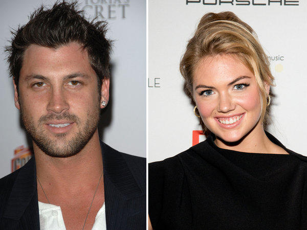 Model Kate Upton and dancer Maksim Chmerkovskiy are dating, he said.